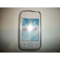 Protector Tpu Samsung Galaxy Young S5360 Color Transparente!
