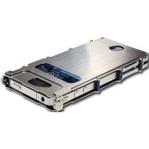 Crinox4s2 Crkt Inox Case Funda Iphone 4 Y 4s De Acero