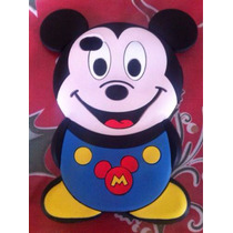 Hermosa Funda Para Iphone 4/4s De Mickey Mouse