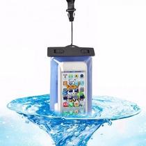 Funda Sumergible Agua Waterproof Bolsa Celular Iphone Galaxy
