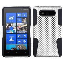 Funda Protector Blanco Mixto Nokia Lumia 820