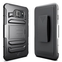 Funda Case Holster Clip Cellbe Galaxy S7 Edge Kick Stand