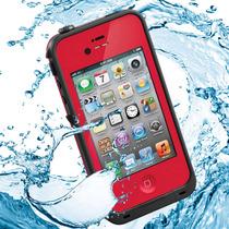 Funda Case Contra Agua Y Caidas Para Iphone 4 / 4s Original