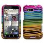 Protector Funda Motorola Mb525 Defy Zebra Colores
