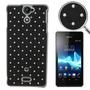 Funda Sony Xperia V/lt25i Black Entrega10dias Mdec|0023b