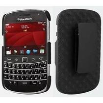 Oem Verizon Blackberry 9900/9930 Shell Holster Combo (negro)