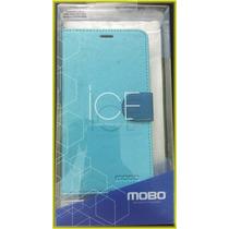 Funda Cartera Mobo Ice Original Samsung Galaxy S5 Azul