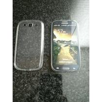 Carcasa Funda Transparente Samsung Galaxy S3 S Iii Slll