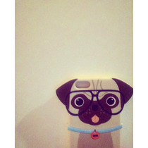 Case Protector Pug Para Iphone 6, Iphone 6s