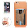 Funda Tpu Iphone 6 Plus/6s Plus Or Entrega10 Dias Ip6p-0486e