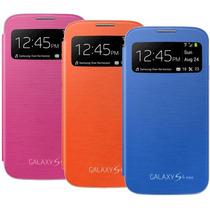 Funda Galaxy S4 Mini S View Protector Carcasa Flip Cover Siv