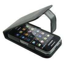 Funda De Vinil Piel Samsung Galaxy Ace S5830 3g Anticaidas