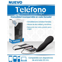 Telefono Retro Manos Libres Iphone 4 5