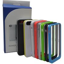 Funda Cargador Iphone 5c Diseño Unico Colores + Mica Regalo
