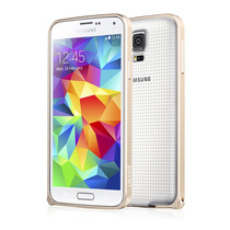 Bumper De Metal Aluminio Galaxy S5 Wing Series Usams