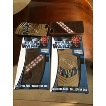 Star Wars Funda Iphone 5 Y 5s Originales Y De Coleccion