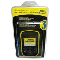 Otterbox Defensor Caso Para Blackberry Curva 8900 Serie - Bl