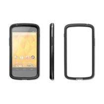 Bumper Lg Nexus 4 Original En Caja Mica Doble Gratis