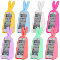 Funda Iphone 5 5s Conejo Rabito 3d Fashion ¡envio Gratis!