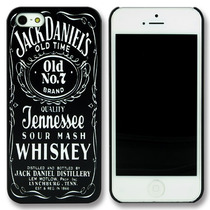 Funda Jack Daniels Case Botella Iphone 4 4s 5 5s
