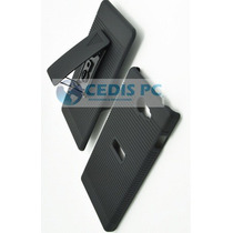 Funda Clip (holster Case Combo) Sony Xperia M2 D2303 + Mica