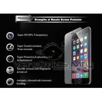Mocolo Vidrio Templado Mica Iphone 6 Y 6 Plus Funda Cristal