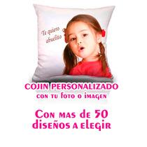 Cojin Personalizado Con Tu Foto O Diseño.