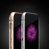 Bumper Iphone 6 Aluminio Oro Plata Negro Lujo Premium