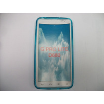 Protector Tpu Sony Lg G Pro Lite D685 Color Azul!!!