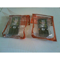 Wwow 2 Crystal Case Para Sony Ericsson W810!!!