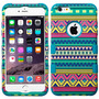 Funda Case Doble Protector Uso Rudo Para Iphone 6 Plus Trigr