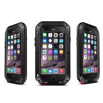 Funda Love Mei Original Powerful Uso Rudo Para Iphone 6 Plus