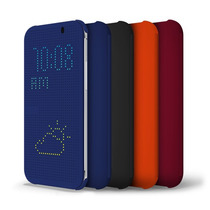 Funda Htc Dot View Case Para Htc M8 100% Original Msi