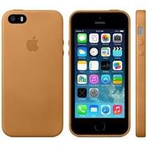 Iphone 5s Funda Case Original De Apple Piel
