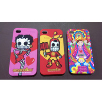 Protectores Iphone 4