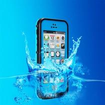 Funda Contra Agua,polvo,golpes Para Iphone 5s Sensor Huellas