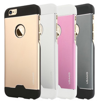 Funda Case Iphone 6 Plus Usams Blade Series Metal Original