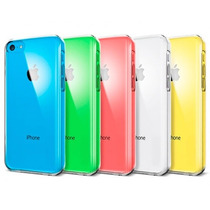 Funda Transparente Flexible Para Iphone 5c