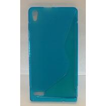 Funda Protector Tpu Huawei P6 Aqua