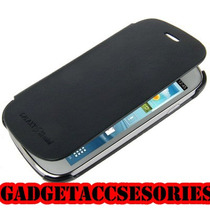 Samsung Galaxy S3 Mini I8190 Funda Delux Flip Case