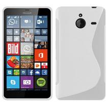 Case Rigido Lumia 640 Xl Con Mica Regalo