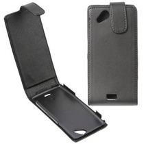 Funda Protector Flip Cover Sony Xperia X12 Arc Lt15