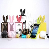 Carcasa Conejo Rabito Para Iphone 4 Y 4s Funda Protector