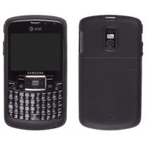 Agf Prima Silicona Gel Piel Para Samsung Gato Sgh-i637 - Bl