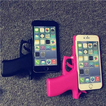 Funda Pistola Iphone 4, 5 Y 6. Gun Iphone Case Envio Gratis