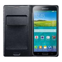 Funda Oficial Galaxy S5 Flip Wallet Cover 100% Original