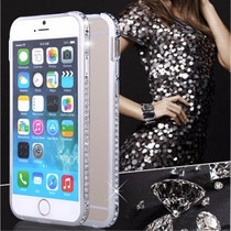 De Lujo Bumper Metal Modelo Diamonds Iphone 4s 4g 5s 5g Vv4