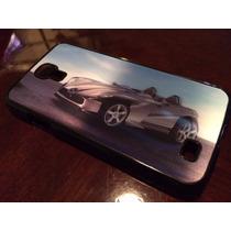 Protector Funda 3d Mercedes Benz Samsung Galaxy S4