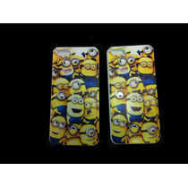 Funda Iphone 5 Minions Mi Villano Favorito.