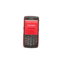 Caso Ultrafino Para Blackberry 9100 Pearl (red)